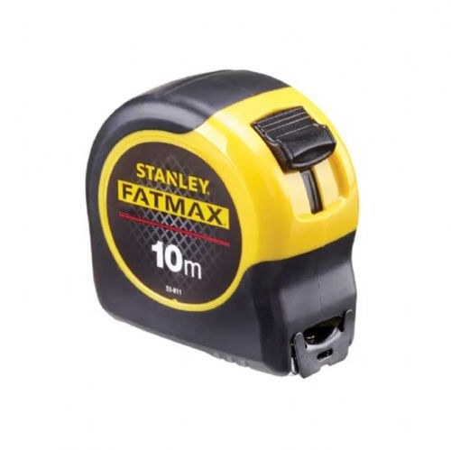 Stanley 033811 Fatmax BladeArmor Pocket Tape Measure Metric Only 10m(Width 32mm)